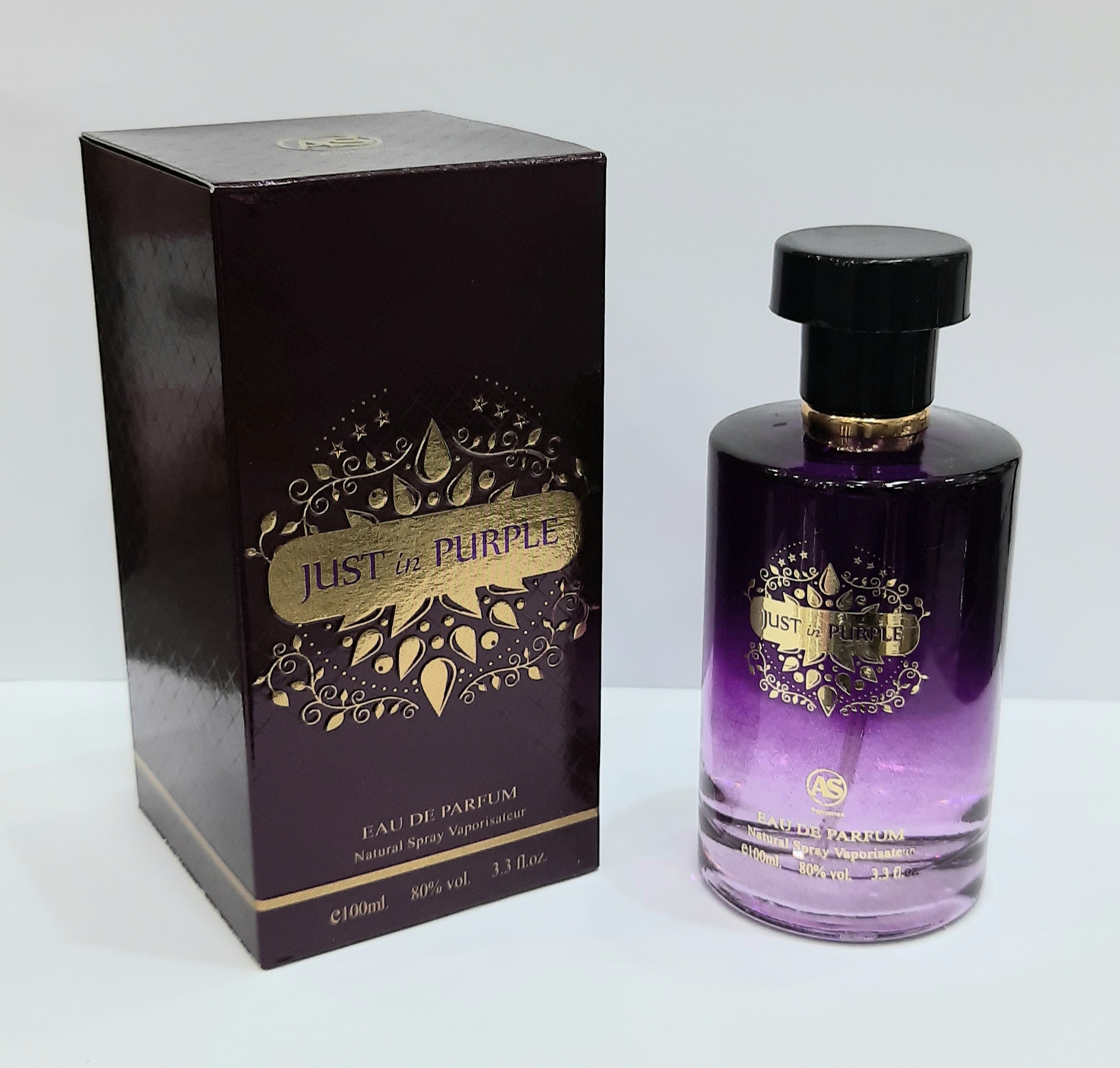 As Just In Purple 100ml