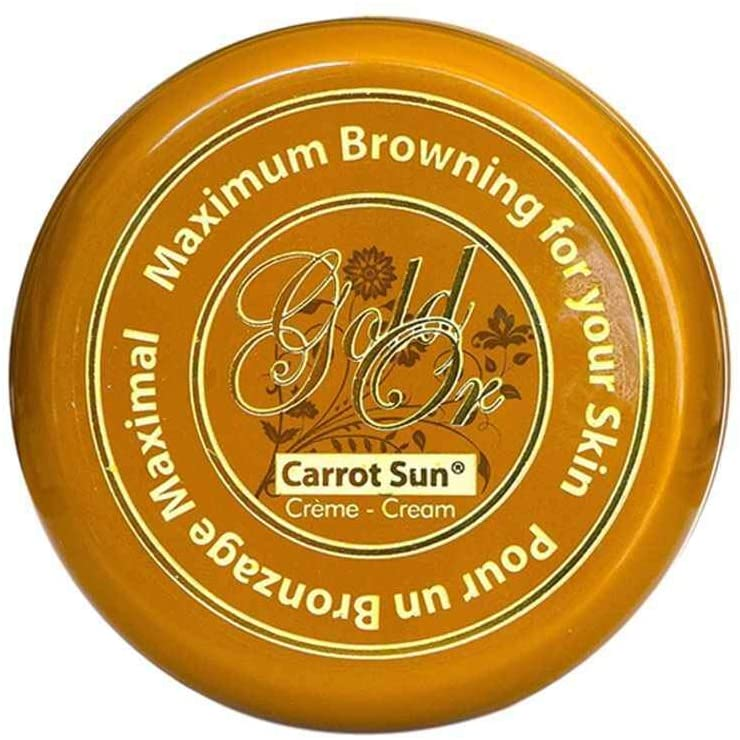 Gold Cream - Tanning Accelerator without Protection 350ml