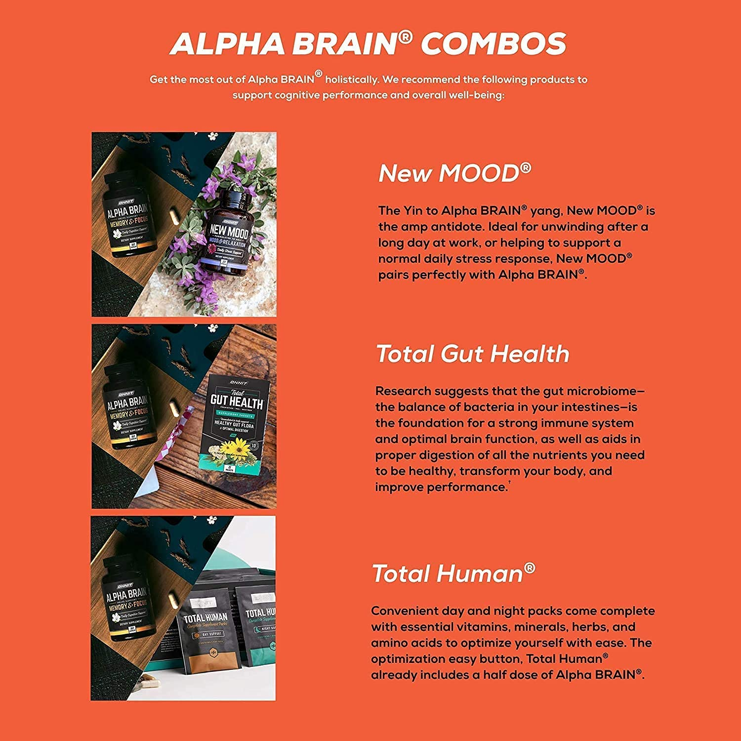 ONNIT Alpha Brain (30ct) - Over 1 Million Bottles Sold - Nootropic Brain Booster Supplement - Promotes Focus, Concentration & Memory - Alpha GPC, L Theanine, Bacopa Monnieri, Huperzine A, Vitamin B6