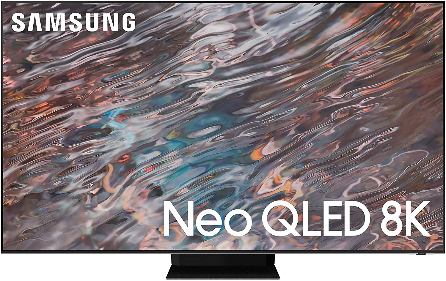 Samsung 85 Inches QN800A Neo QLED 8K Smart TV (2021), Silver