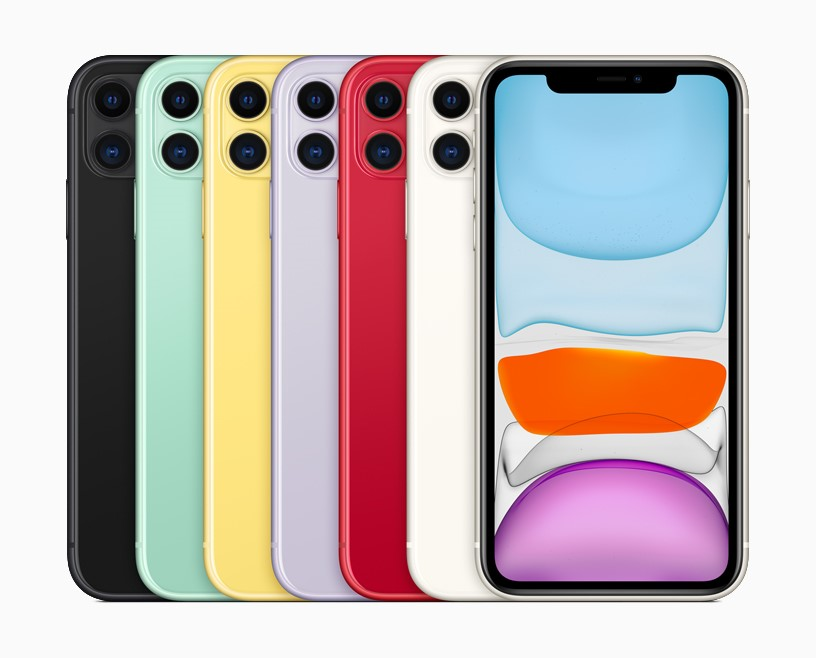 iPhone 11 - 128GB 4G LTE (2020 - Slim Packing) - International Specs