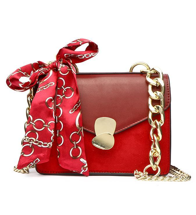 FYOR BD 10 -Shoulder Bag Red
