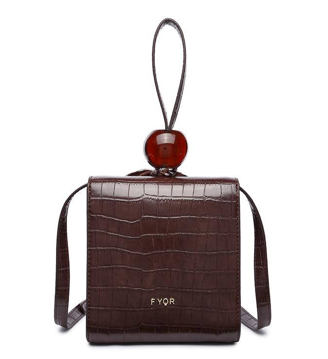FYOR BD 15  - Shoulder Bag Maroon