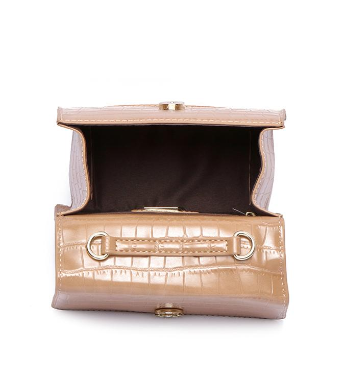 FYOR BD 25 - Shoulder Bag Beige