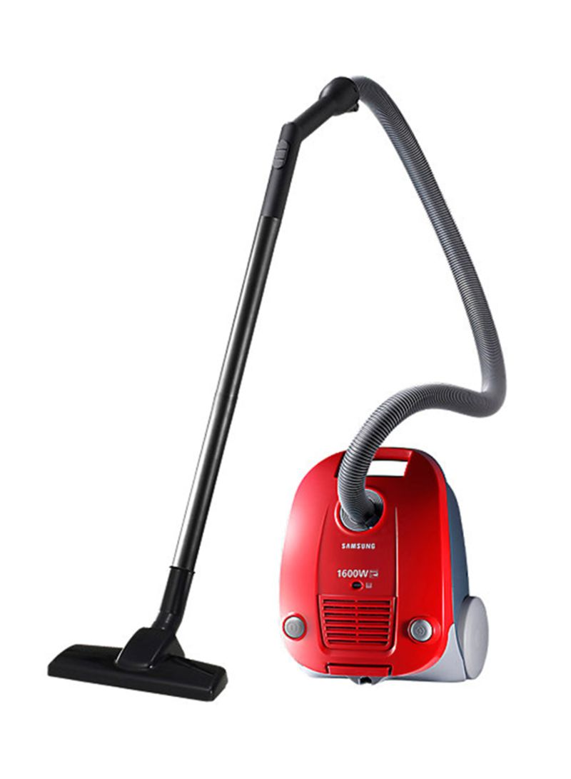 Samsung Multipurpose Vacuum Cleaner 1600W SC4130 Red