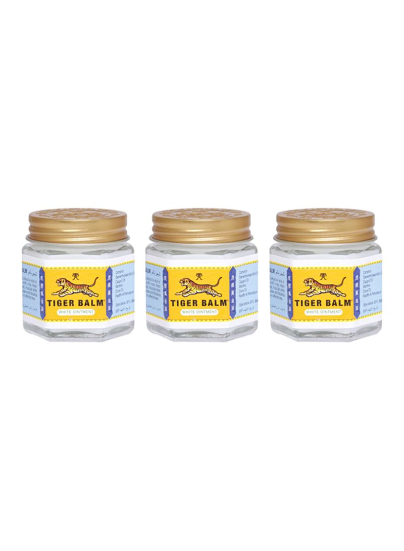 TIGER BALM Pack Of 3 Pain Relief Ointement
