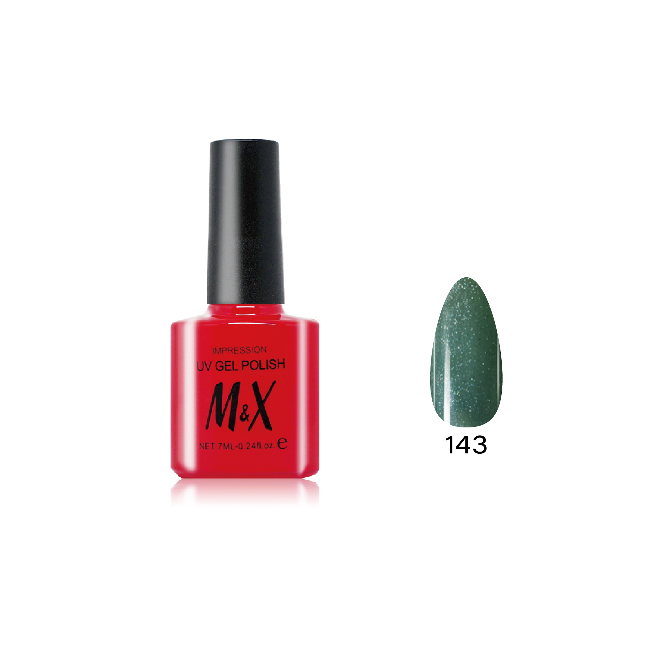 M&X UV-Led Gel Nail Polish Classic Collection - Nail Art Manicure Gel Nail Polish|The Wizard Of Oz
